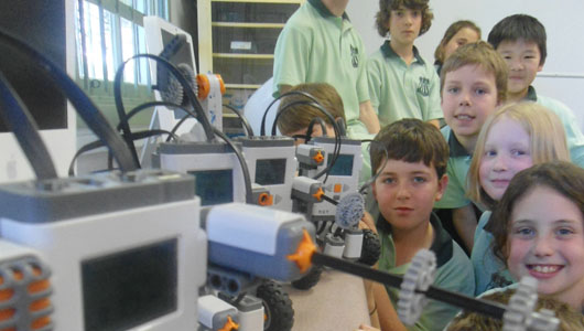 The MINDSTORMS robotics 'fit' and your school