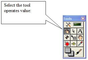 operating tool
