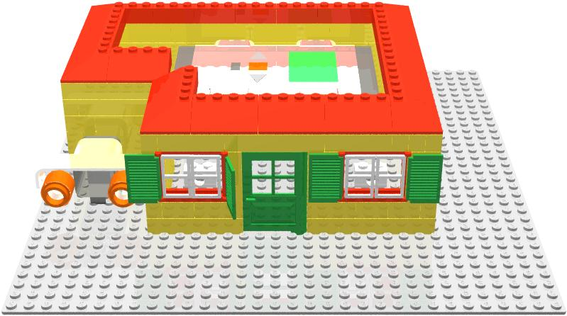 Smart house – LEGO Engineering