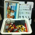 LEGO WeDo 1.0 kit.