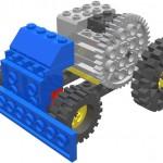 bulldozer RCX