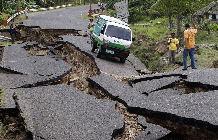 Natural Disasters Earthquakes