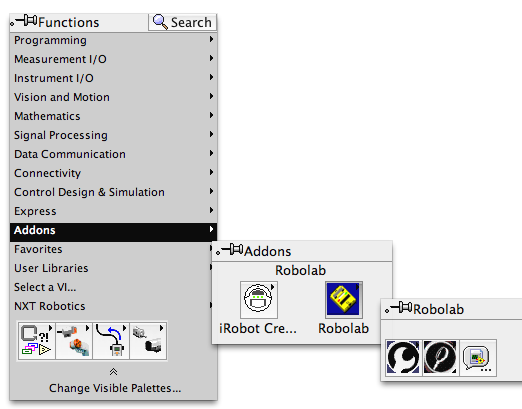 ROBOLAB for LabVIEW – LEGO Engineering
