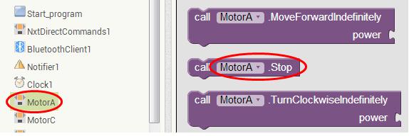 MotorA_Stop