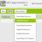 Create apps for NXT with MIT App Inventor