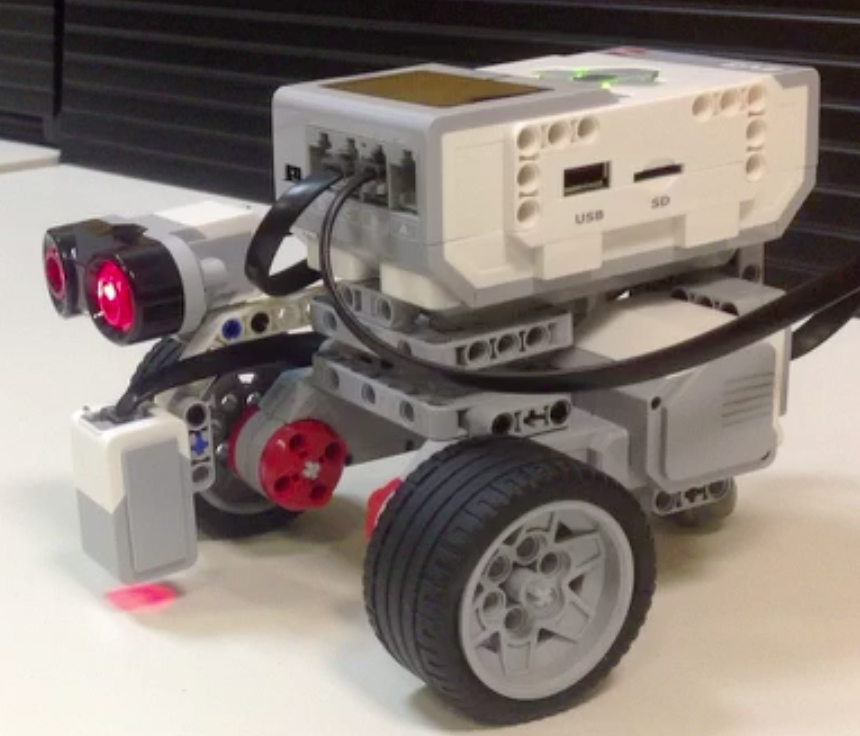 The Harvester: A quick EV3 robot build – LEGO Engineering