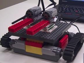 WeDo-Remote-Tank