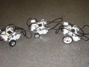 6 tile robots
