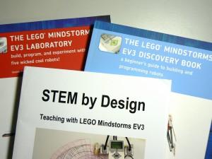 EV3 books