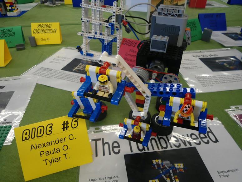 Carnival LEGO – LEGO Engineering