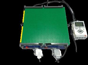 LEGO Shaketable