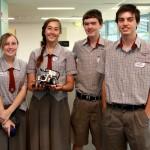 Robotics Social Club Students