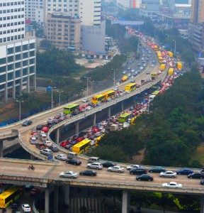Traffic_jam_in_Haikou,_Hainan,_China_01
