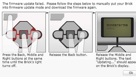 EV3 gone wrong: What to do when your EV3 stops working