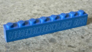 Submit a post to win an exclusive, customised LEGO brick!