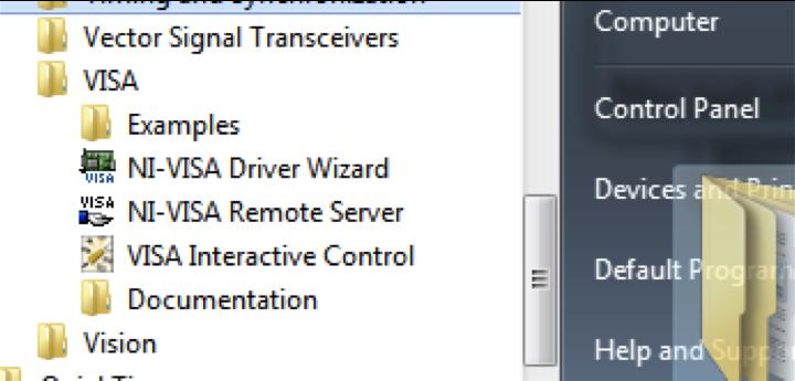 ni visa driver development wizard download