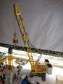 Liebherr Crawler crane finished!(?)
