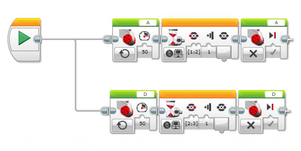 Task split 1