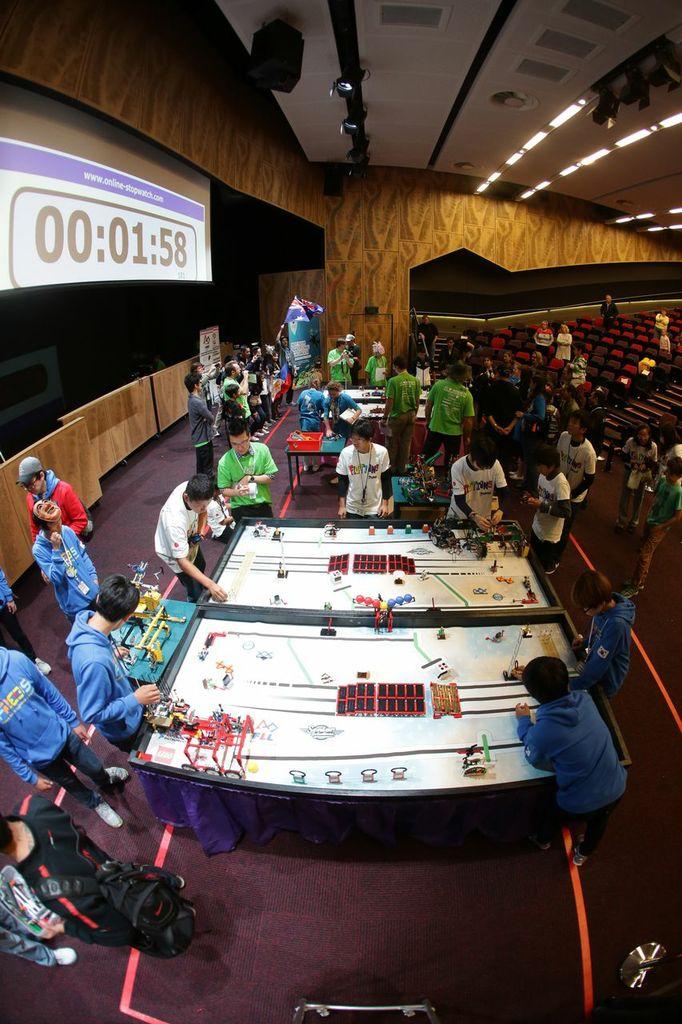 Robotics Competitions – LEGO Engineering