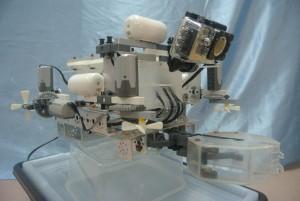 Poseidon: Underwater exploration with EV3