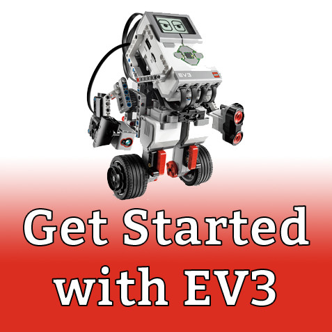 Get Started with EV3 – LEGO Engineering
