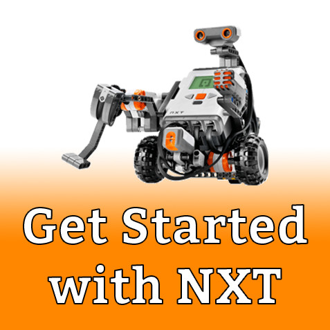 Get Started with NXT – LEGO Engineering