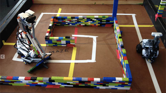 The Maze Challenge: Great for all levels and ages
