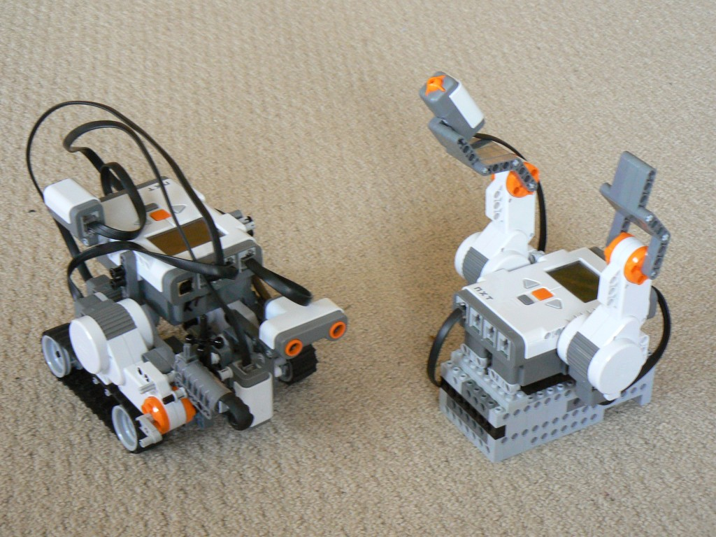 LabVIEW – LEGO Engineering