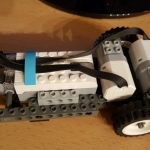 Tilt-to-Drive Android App for WeDo 2.0