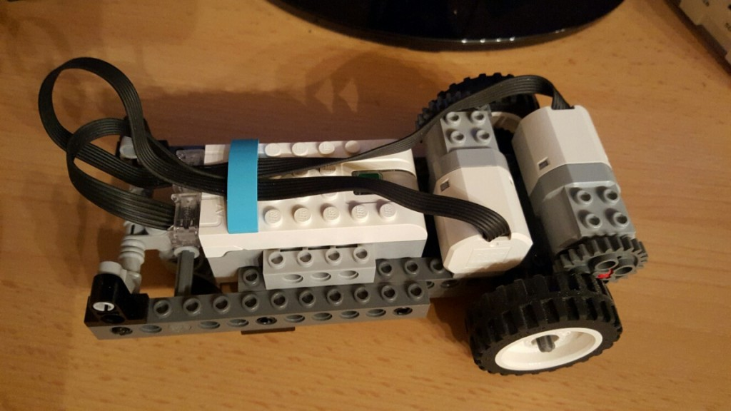Tilt To Drive Android App For Wedo 20 Lego Engineering