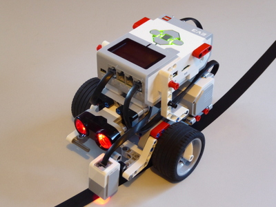 Why Doesn T My Robot Drive Straight Lego Engineering