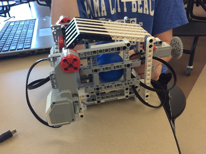 Insights From the Robodogs Robotics Summer Camp – LEGO Engineering