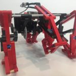 Hexapod TrotBot: A classroom-friendly DIY walker
