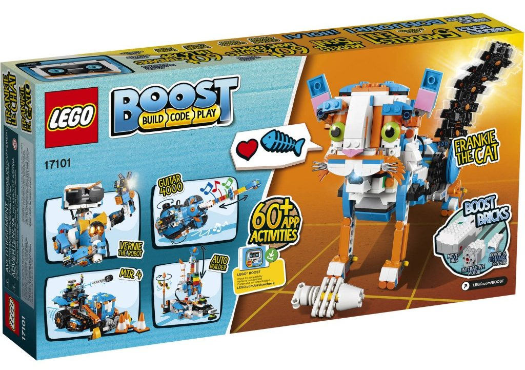 Does LEGO BOOST have a place in education? – LEGO Engineering