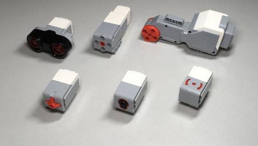 EV3 Sensors