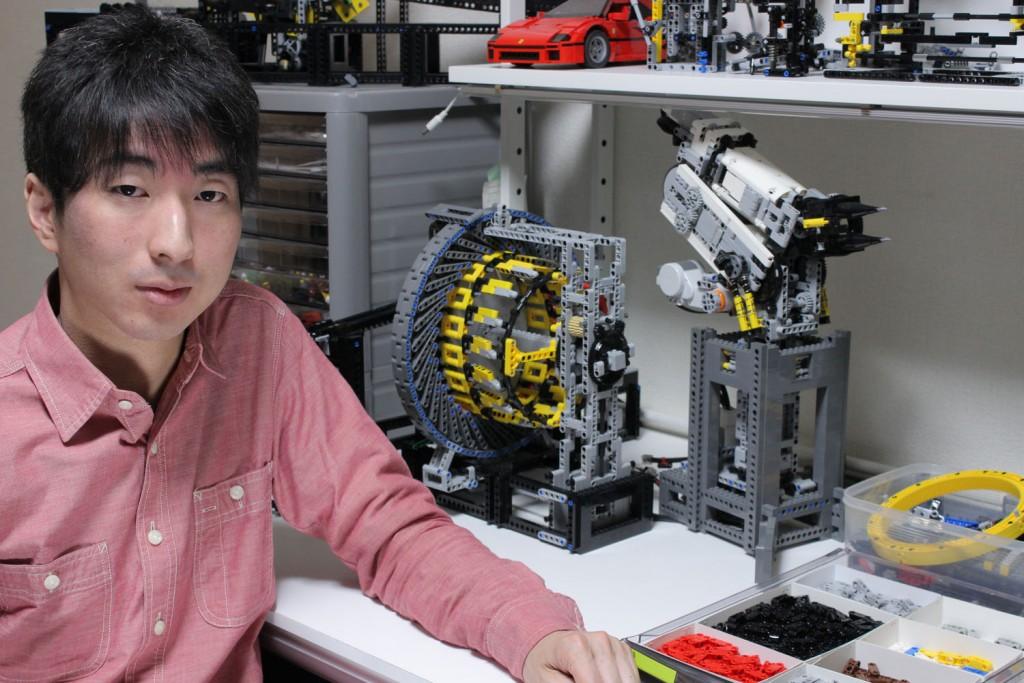 Meet the Creator: Akiyuki Kawaguchi – LEGO Engineering