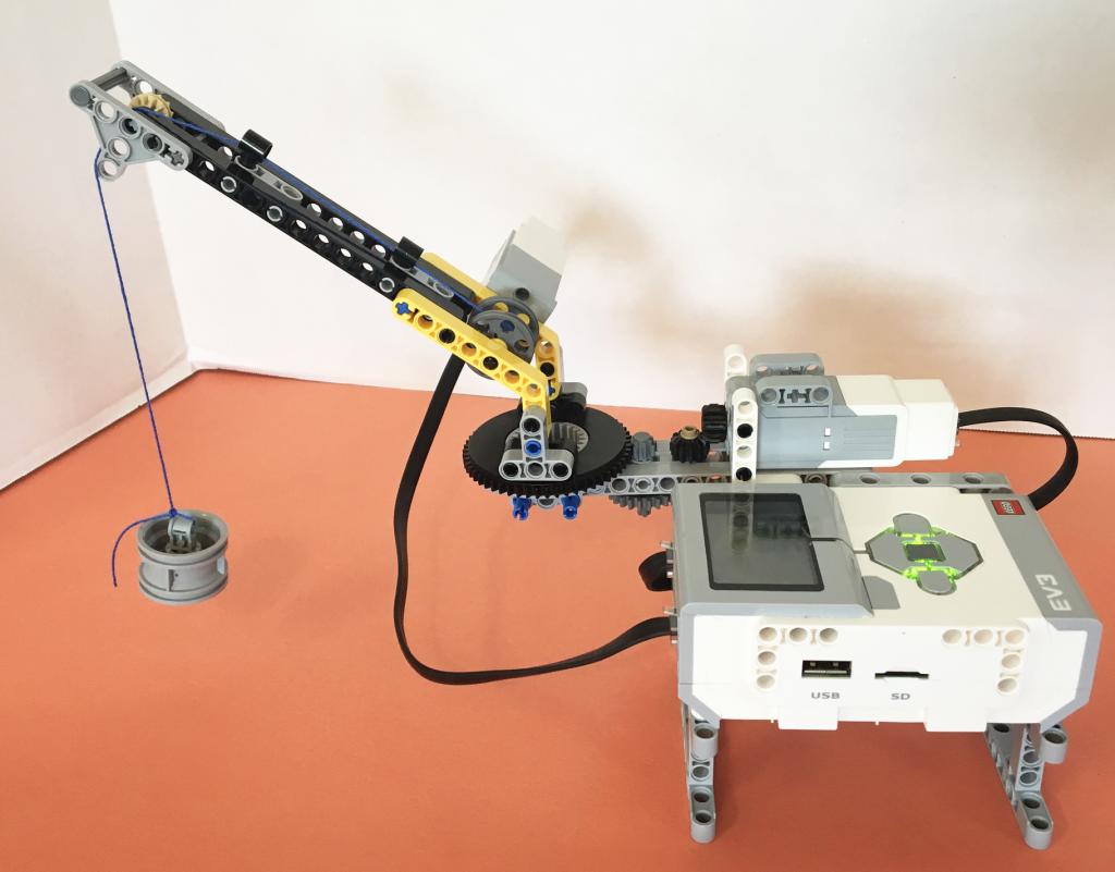 Cranes – LEGO Engineering