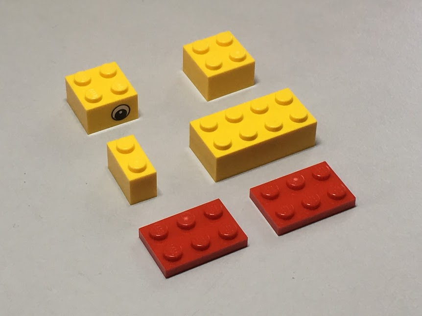 The Plan and the Reality 1: And so It Begins… – LEGO Engineering